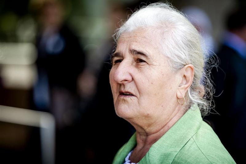 Moeders van Srebrenica diep teleurgesteld