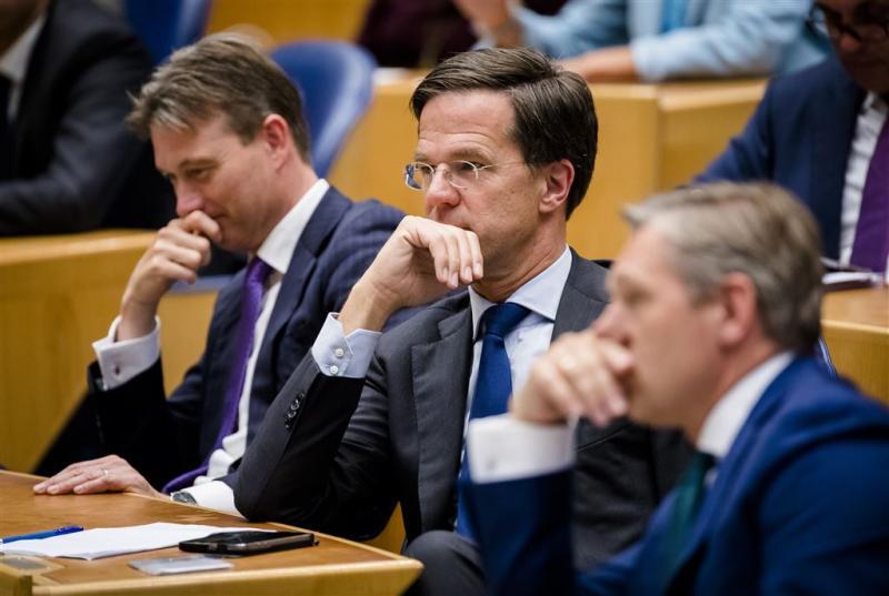 Onbegrip bij Rutte en Buma over eis Asscher