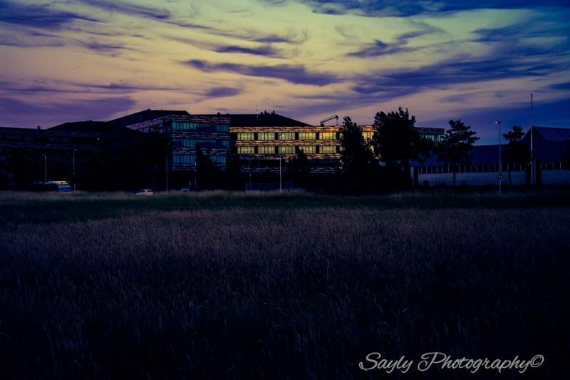 Het maankwartier in Heerlen (Foto: Luuntje)