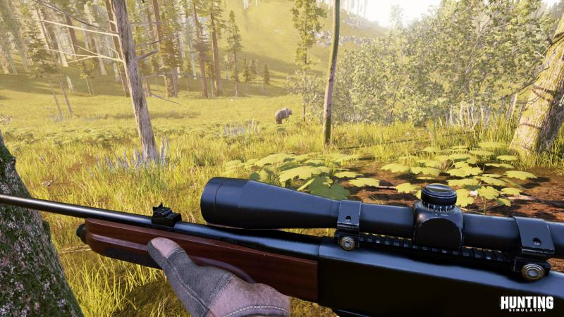 Hunting Simulator - Rifle (Foto: Bigben )
