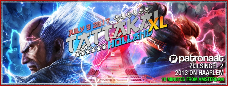 Tattakai Holland XL