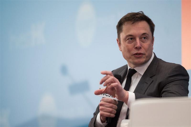 Elon Musk begonnen aan tunnelsysteem