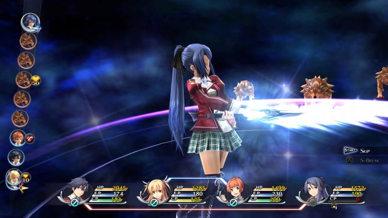 Screenshots 2 Trails of Cold Steel