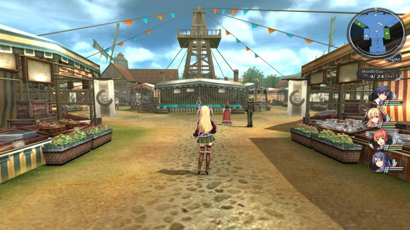 Screenshots 3 Trails of Cold Steel