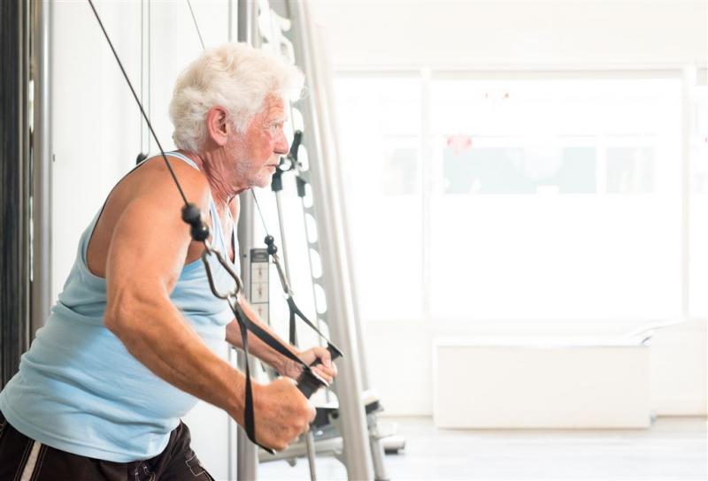 65-plussers van nu vitaal, gezond en sportief