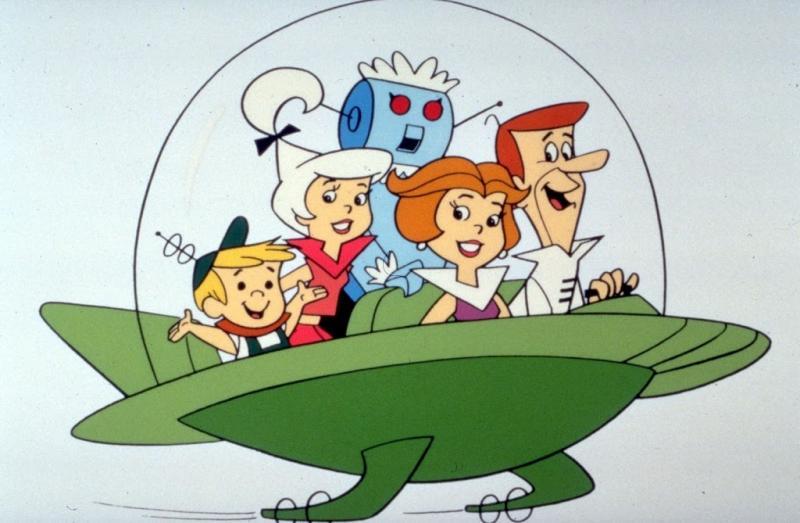 'Tekenfilmserie The Jetsons terug als sitcom'