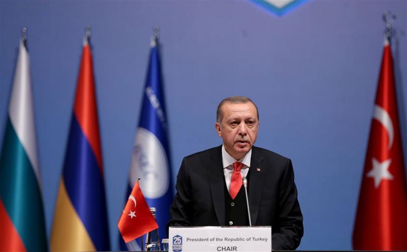 'Toespraak Erdogan rond G20 blijft mogelijk'