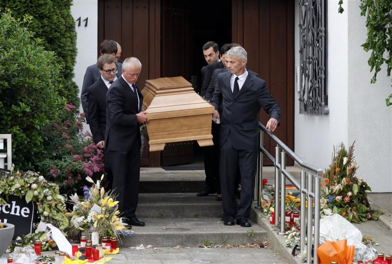 Kohl krijgt eerste Europese staatsbegrafenis