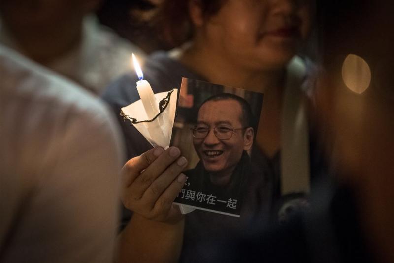 EU en VS bezorgd over behandeling Liu Xiaobo