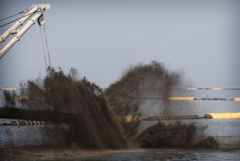 Boskalis neemt nieuw baggerschip in de vaart