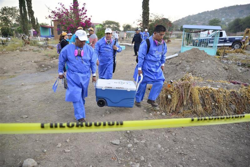 19 doden bij bendegeweld Mexico
