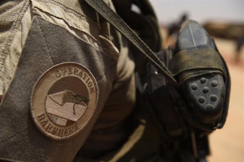 Speciale legereenheid tegen terreur in Sahara