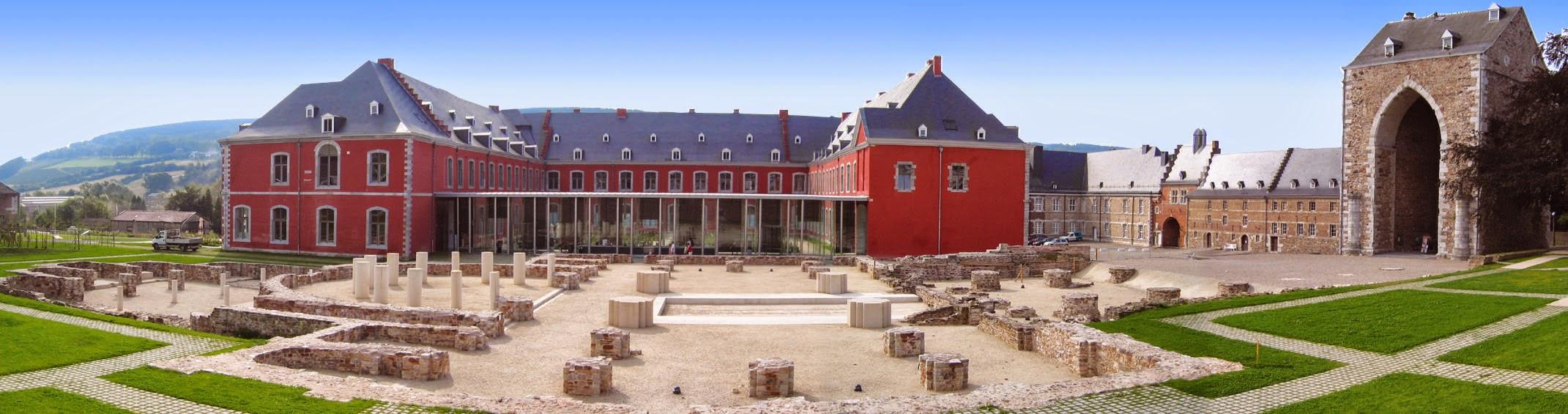 De abdij van Stavelot (Foto: Imgur)