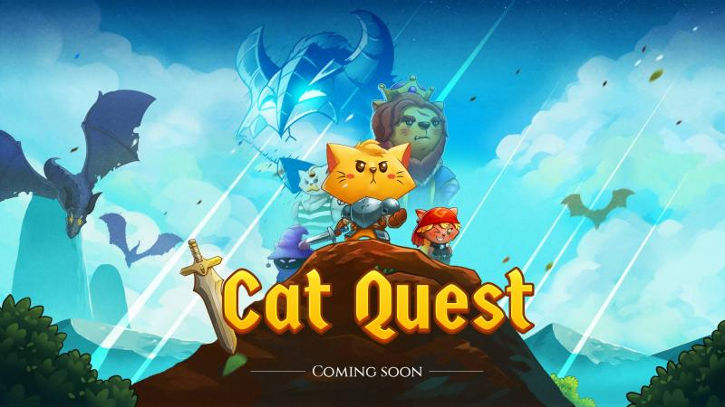 Cat Quest - Artwork