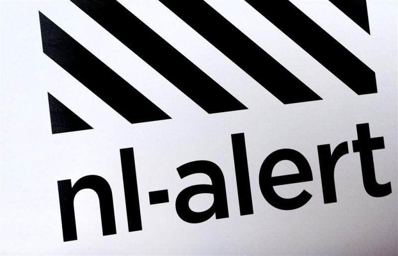 Maandag landelijke test met NL-Alert