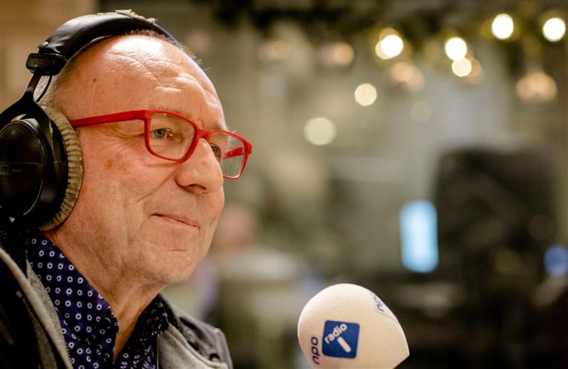 Presentator Tom Blom overleden