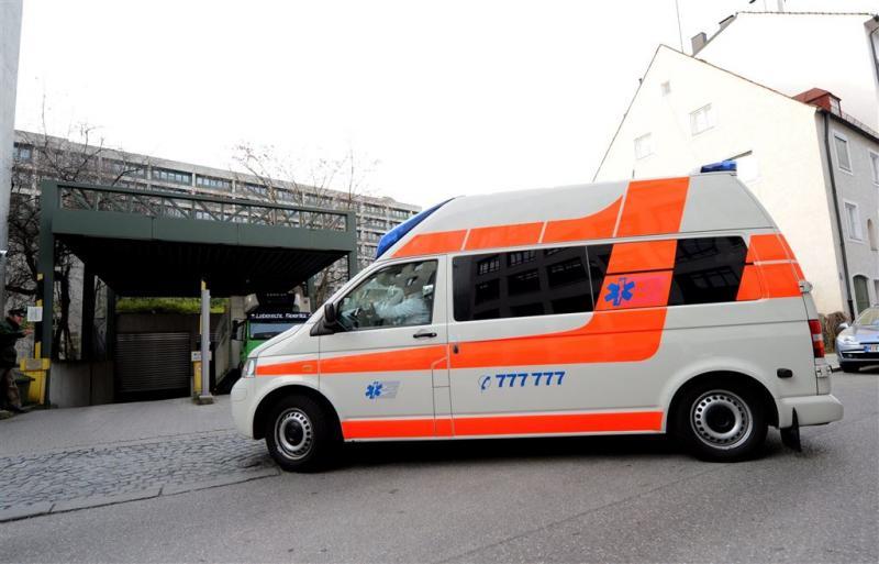 Duitse politie vreest doden door busongeluk