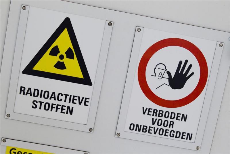 Mogelijk radioactieve straling in Beverwijk