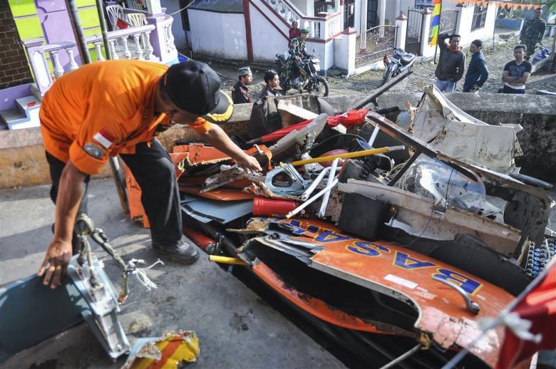 Helikopter crasht op Java: acht doden