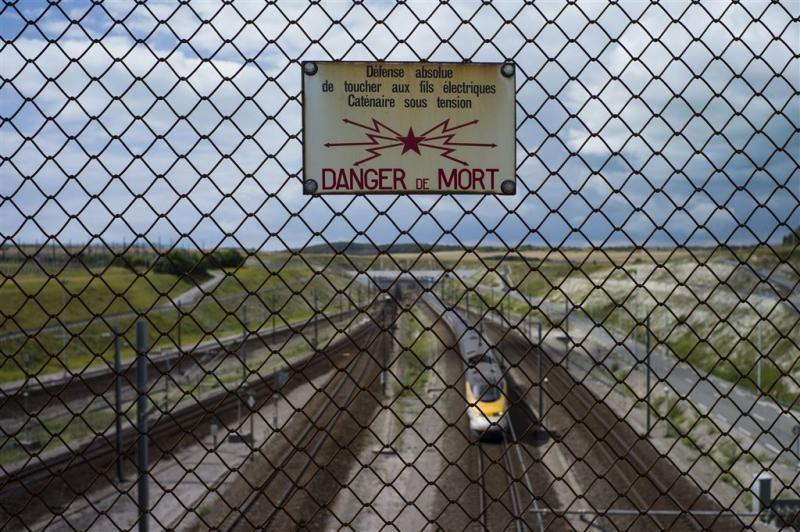 Lading wapens onderschept in Kanaaltunnel