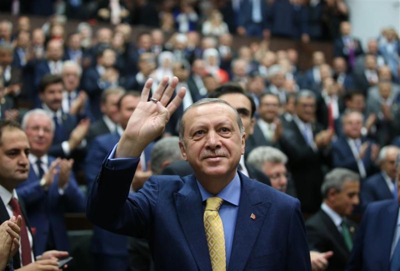 Turkije: Duits kunstwerk is oproep tot geweld