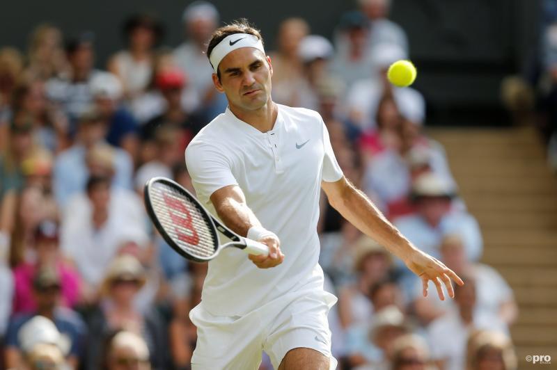 Federer en Djokovic na opgaven simpel door op Wimbledon (Pro Shots / Action Images)