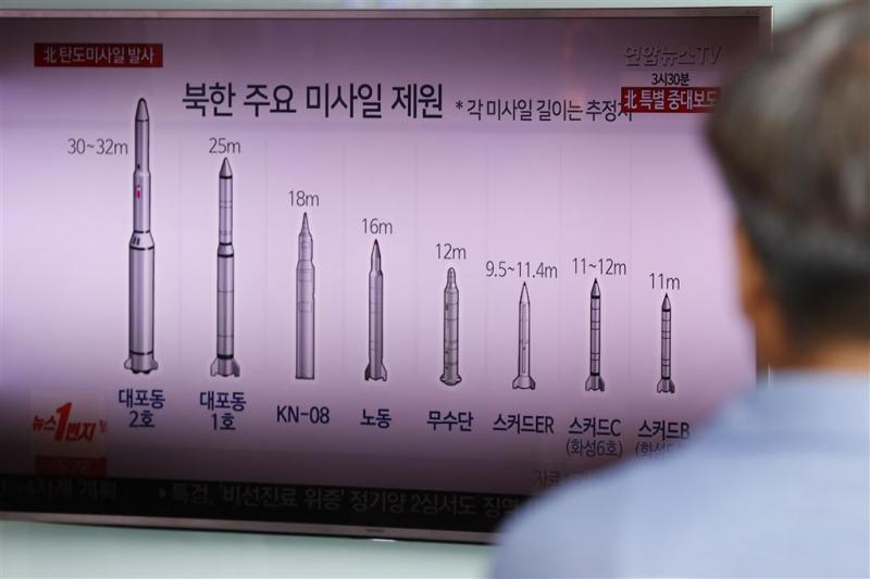 Pyongyang claimt bezit intercontinentale raket