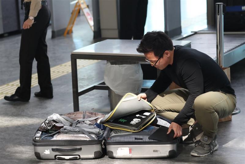 Elektronicaverbod vluchten uit Turkije stopt