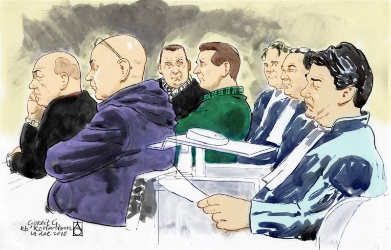 14 jaar cel voor corrupte douanier Rotterdam