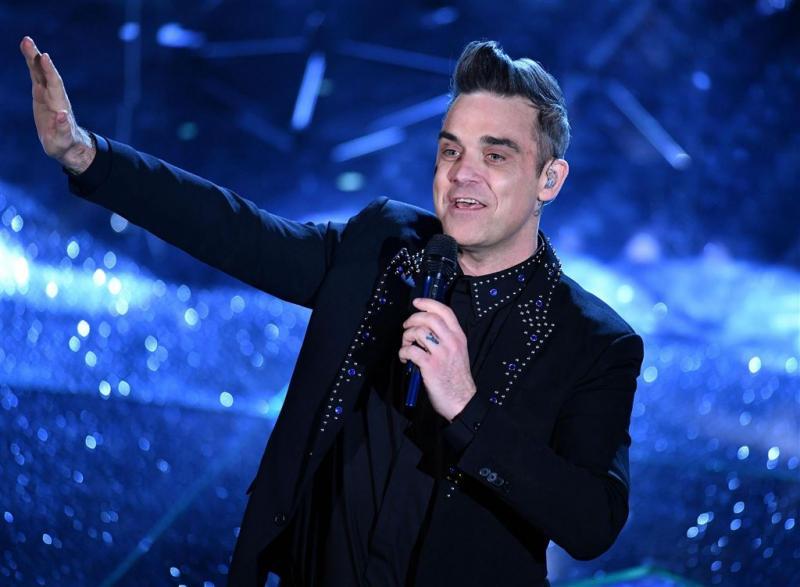 Strenge controle bij concert Robbie Williams