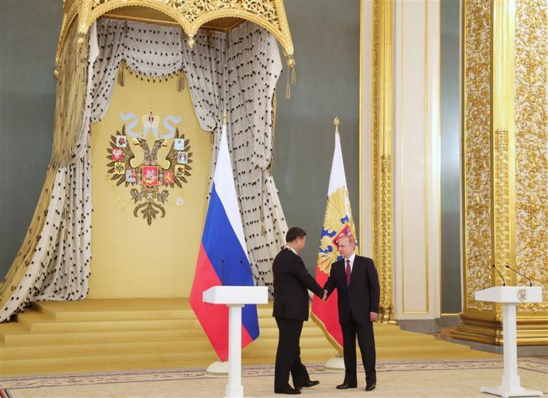 Rusland en China eens over Noord-Korea