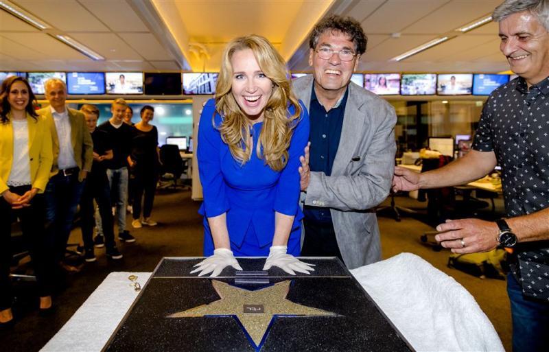 Helga van Leur keert wekelijks terug op tv