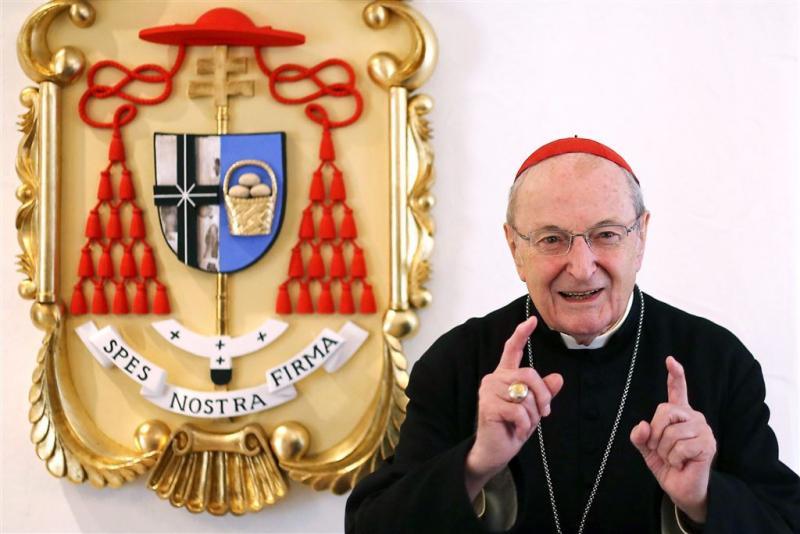 Zeer omstreden Duitse kardinaal Meisner dood