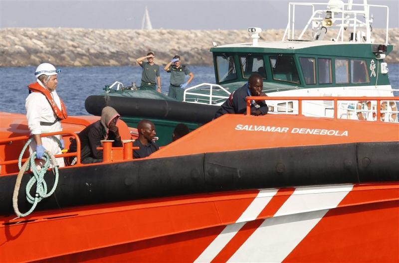 'Tientallen migranten verdronken bij Marokko'