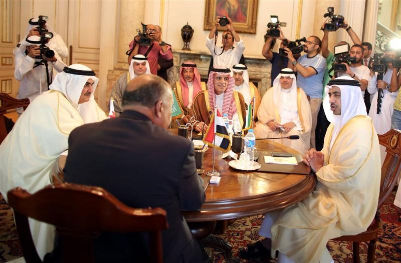 Arabische landen handhaven boycot Qatar