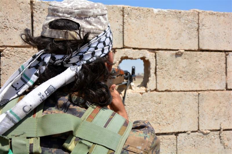 'Turken verklaren Koerden in Syrië de oorlog'