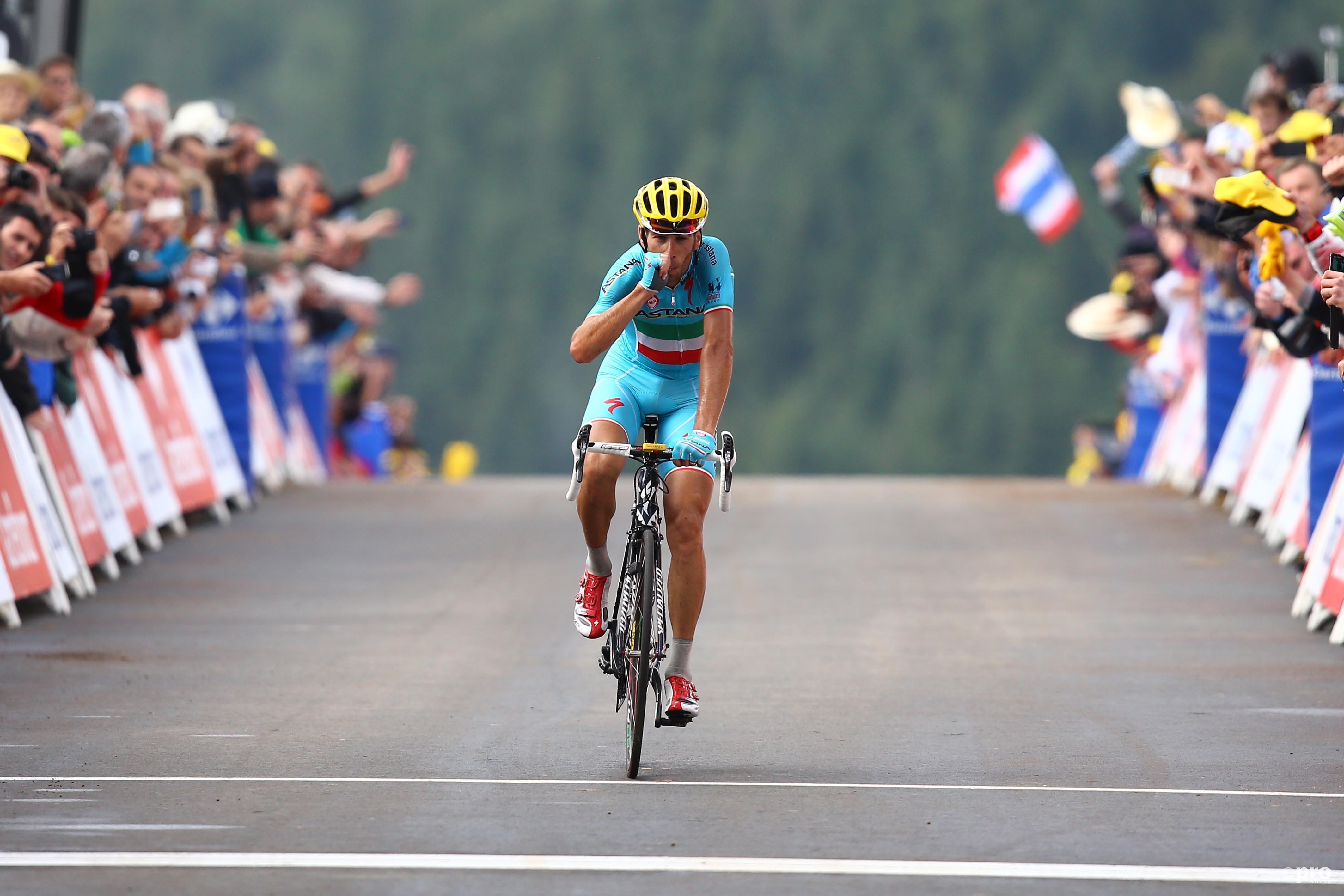 Vincenzo Nibali won hier in 2014 (Pro Shots/Dppi)