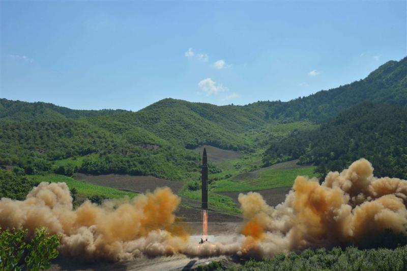 Nieuwe rakettest Noord-Korea verwacht