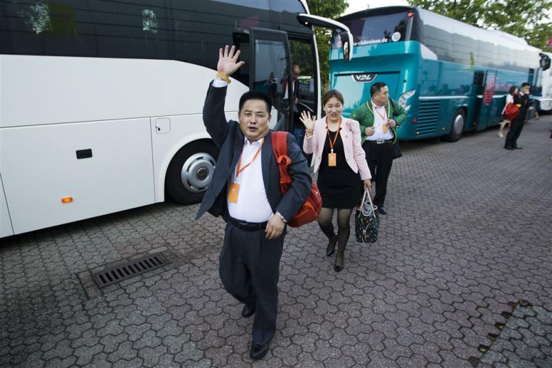 KPN steunt Chinese toeristen in Europa