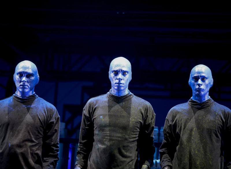 Cirque du Soleil koopt Blue Man Group
