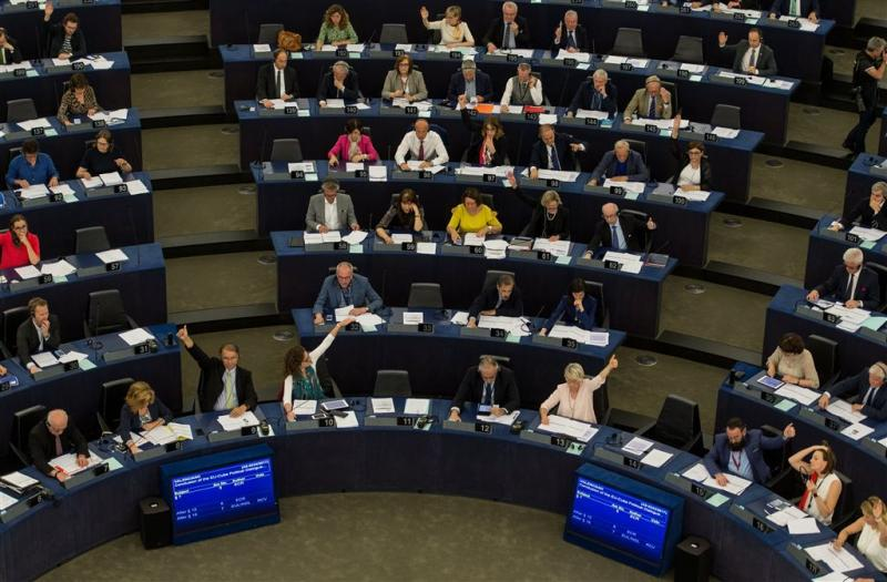 EU-parlement wil af van Turkse toetreding