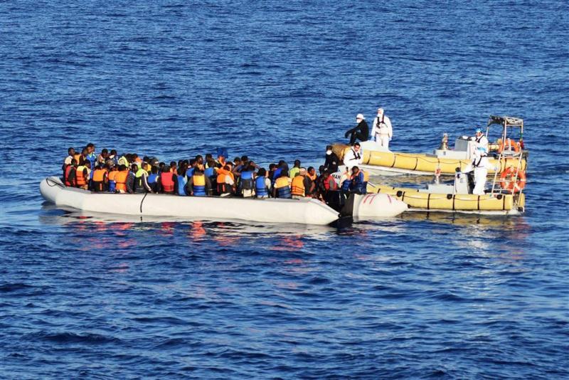 'Regels voor redding bootmigranten hoognodig'