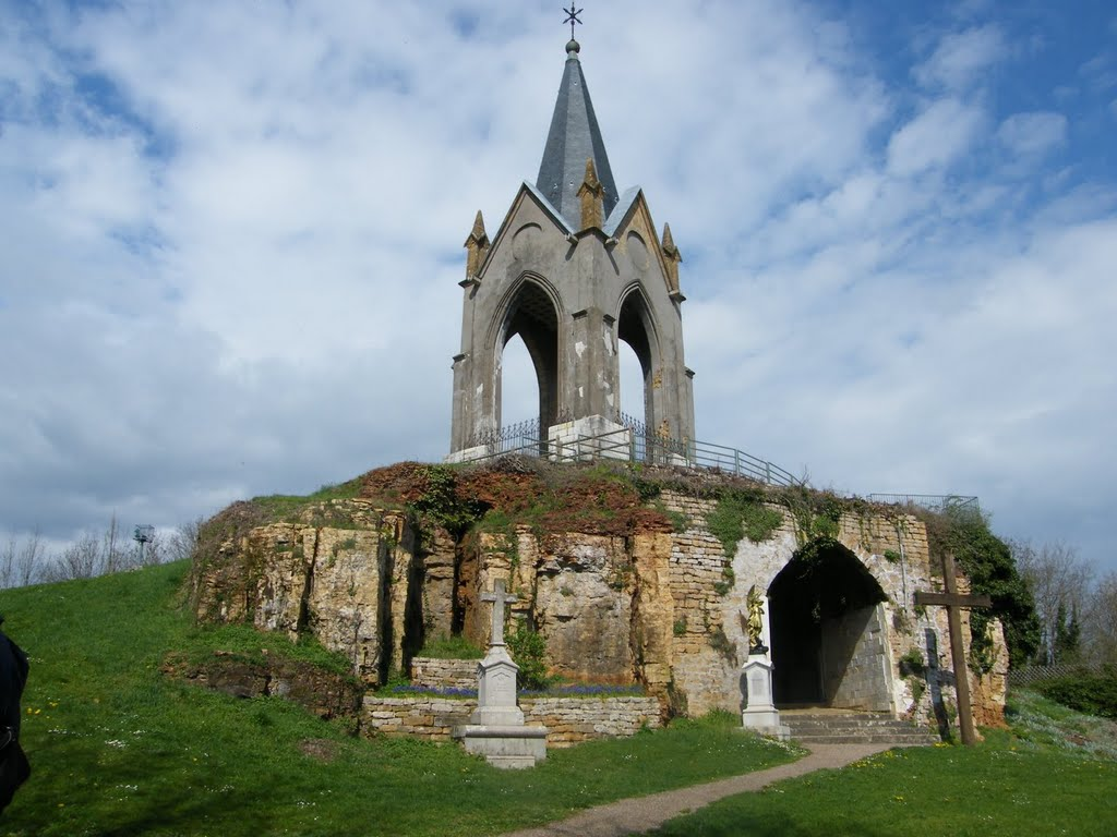 De kapel op La Motte (Foto: Panoramio)