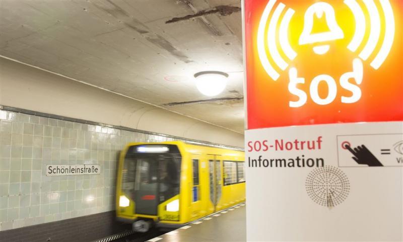 Metrotrapper Berlijn moet de cel in