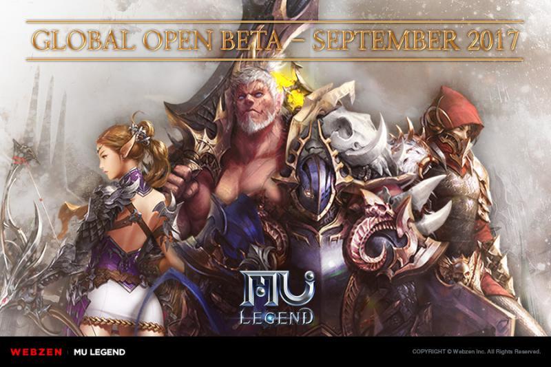 MU Legend - Open beta