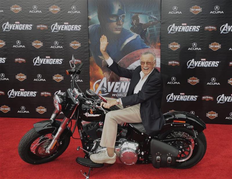 Vrouw van Marvellegende Stan Lee overleden