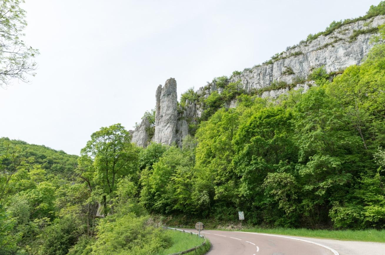 De Combe Lavaux verzorgt het natuurschoon vandaag (Foto: WikiCommons)
