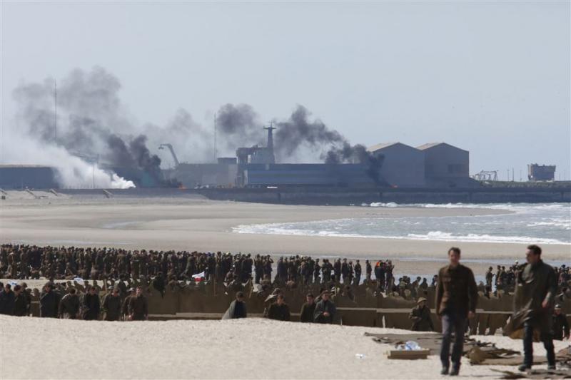 Oorlogsfilm Dunkirk in Nederland niet op 70mm