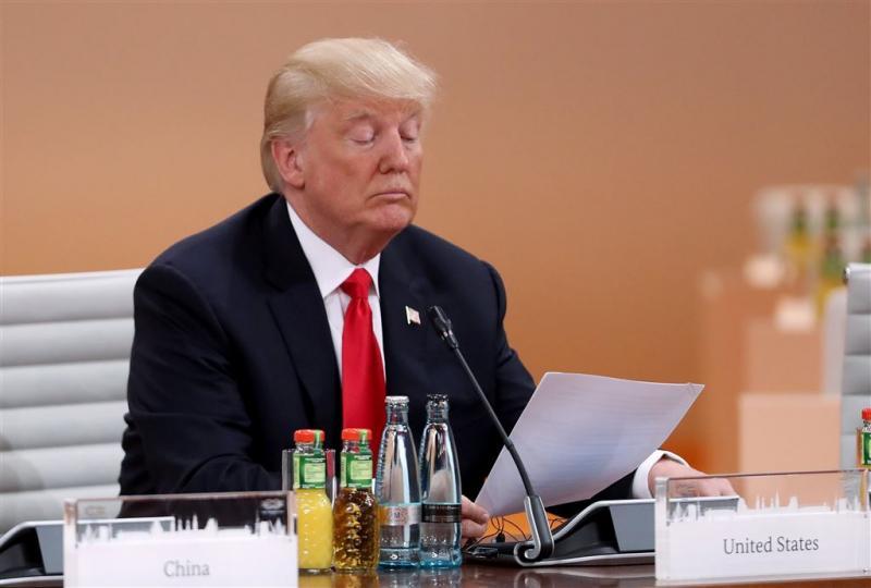 Trump aan de zijlijn bij G20-klimaatinzet