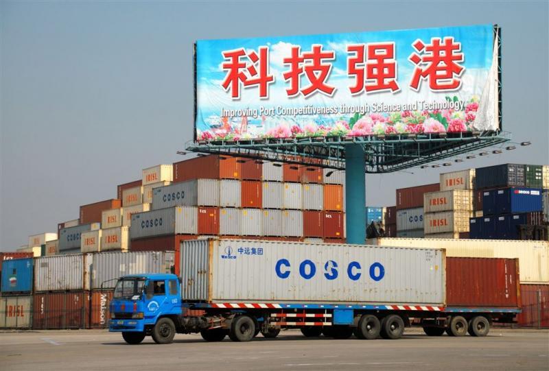 Miljardenovername in Chinese scheepvaart